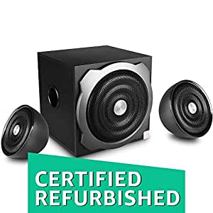 (Renewed) F&D Speakers A510 2.1 Multimedia Home Theatre Speaker