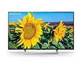 Sony Bravia KD43XF8096BU 43-Inch Android 4K HDR Ultra HD TV with Google Assistant, YouView and Freeview HD - Black (2018 Model)