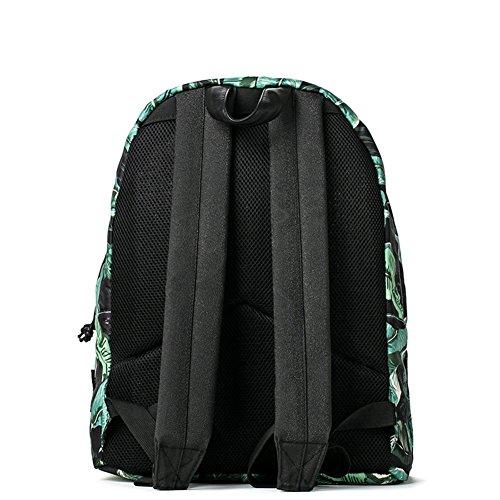 Grande capacit¨¤ borsa leggera computer ,retro zaino di corsa-A A