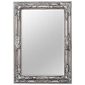 wandspiegel bessa barock pomp s spiegel 70x50cm antik. Black Bedroom Furniture Sets. Home Design Ideas