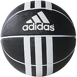 adidas - Balón de baloncesto 3 Rubber X Adidas