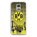 DeinDesign Samsung Galaxy S5 mini Hülle Case Handyhülle BVB Muster Borussia Dortmund