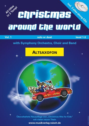 Christmas around the World Alt- Saxophon