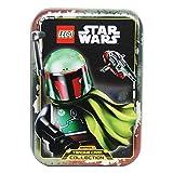 Lego Star Wars - Trading Cards - 1 Mini Tin - Boba Fett - Deutsch