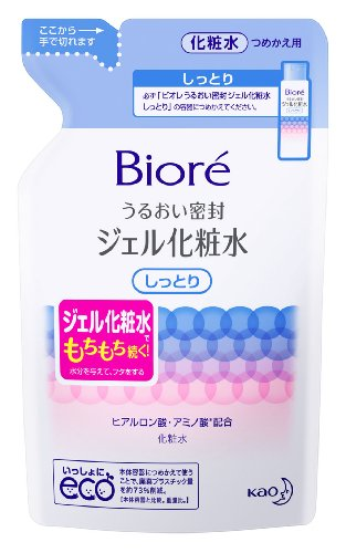 Biore New Skin Lotion Gel 180ml - Refill