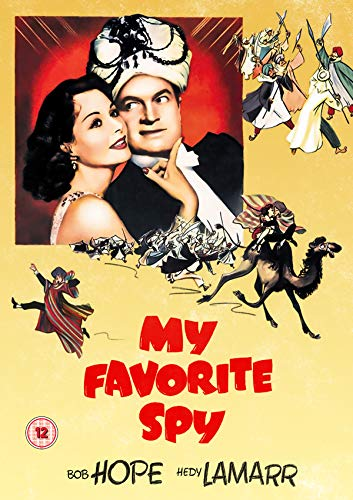 My Favorite Spy [DVD]