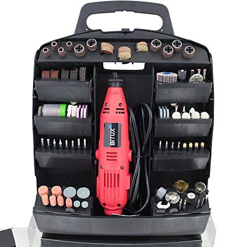 bituxx® 320piezas Mini amoladora Set mehrzwecksch Leifheit Máquina