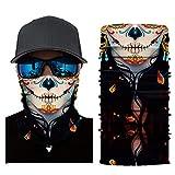 Colorful Multifunktionstuch aus Mikrofaser Schlauchtuch Sturmhaube Bandana Gesichtsmaske Halstuch...