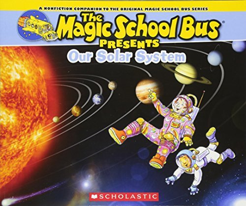 Magic School Bus Presents: Our Solar System by Tom Jackson(2014-06-24) (Presents Bus School Magic)