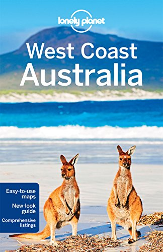 West Coast Australia 8 (Country Regional Guides)
