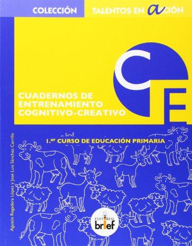 Cuaderno De Entrenamiento Cognitivo-Creativo. E.P. 1 (Talentos en Acción) - 9788415204411