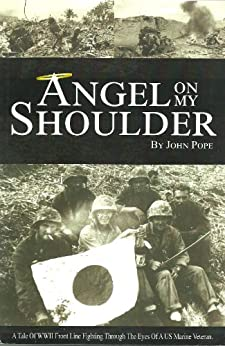 Angel On My Shoulder by [Pope, John]