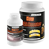 Daa Testosteron Booster 90g+BCAA Booster 454g Multifrucht! Anabol Anabolika BCAA Kraftaufbau Fettverbrennung Energie