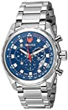 Swiss Eagle Analog Blue Dial Men's Watch...
