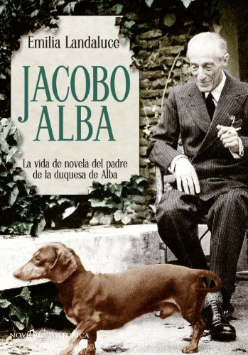 Jacobo Alba (Novela histórica) por Emilia Landaluce