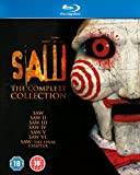 Saw 1-7: The Complete Collection [Blu-ray] [2016]