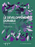 Le développement durable...