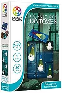 Smartgames - SG 433 FR - La Nuit des Fantomes - Jeu De Réflexion