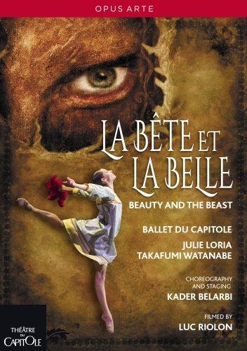 Preisvergleich Produktbild Belarbi:La Bête et La Belle (Théâtre du Capitole,  Toulouse,  2013) [DVD]