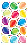 AVERY Zweckform 57515 Deko Sticker Luftballon 30 Aufkleber
