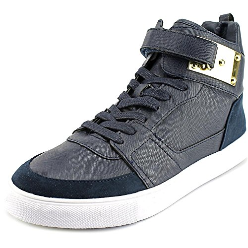 Madden Girl Adorree Synthétique Baskets Navy