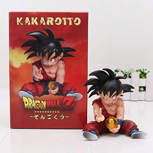 Original Figura Dragon Ball Z Goku niño Kakarotto