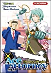 Ace Attorney - Phoenix Wright Edition simple Tome 3