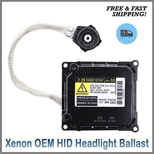 OEM Xenon HID Car Headlight Ballast Control Module D4S D4R KDLT003 on