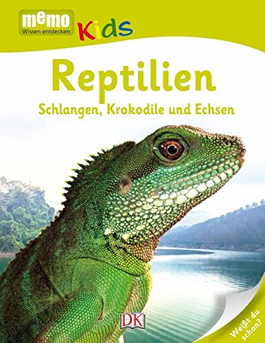 memo-kids-band-18-reptilien-schlangen-krokodile-und-echsen