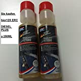 12 X ERC Diesel Plus 1:1000 Multifunktionsadditiv 250ml Art.Nr. 53-0165-05