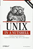 Unix in A Nutshell 4e