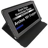foto-kontor Tasche für Archos 101 Copper 101 Helium 4G 101 Magnus Plus 101 Oxygen 94 Magnus 90 Neon 101b Copper 101c Platinum