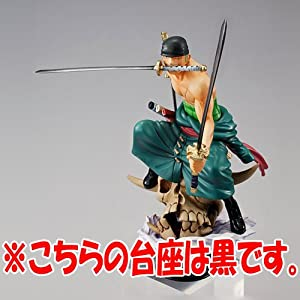 One Piece Chess Piece Collection R Vol.2 10: Roronoa Zoro (Bishop / black base) MegaHouse BOX figure skating (japan… 9