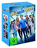The Big Bang Theory - Staffel 1-6 (19 Discs) (exklusiv bei Amazon.de)