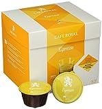 Café Royal Espresso Neue Generation, 48 kompatible Kapseln für Nescafé Dolce Gusto, 3er Pack (3 x 16 Kapseln)