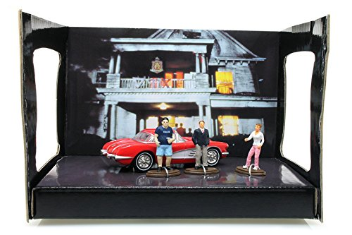 diorama-animal-house-chevrolet-corvette-1965-und-drei-figuren-164