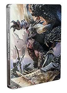 Monster Hunter: World - Steelbook - [enthält kein Game]