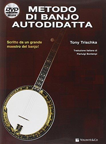 Metodo di banjo autodidatta. Con DVD