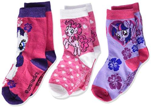 Hasbro Girl's My Little Pony Socks