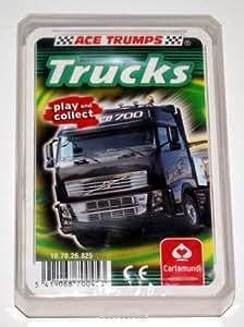 Ace Trumps - Trucks