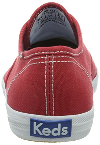 Keds - Sneaker Champion CVO, Donna Rosso (Red)
