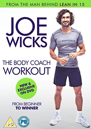 Product Image of Joe Wicks The Body Coach Workout [DVD]