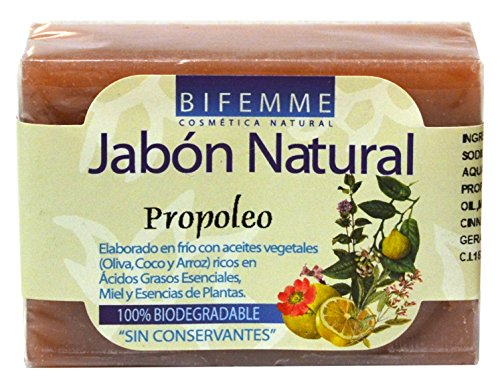 Bifemme Jabón de propóleos - 100 gr
