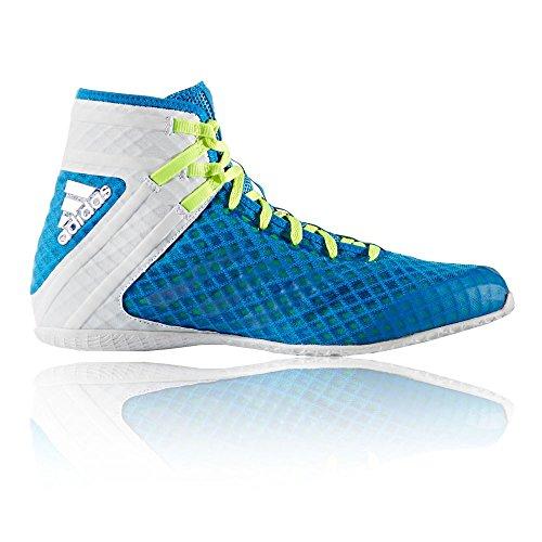 Adidas Botas de boxeo Speedex 16.1 - Shock azul UK 8 - EU 42