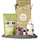 Best 100% Pure French Butters - Lavender Spa and Skin Care Gift Set Includes Review