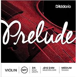 D'Addario J810 3/4M Juego de Cuerdas