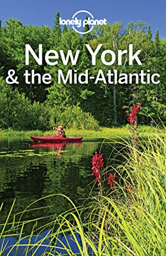 Lonely Planet New York & the Mid-Atlantic (Travel Guide) (English Edition)