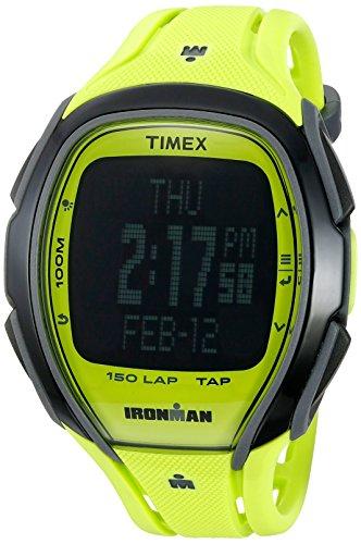 Timex Orologio Digitale Quarzo Uomo con Cinturino in Resina TW5M00400