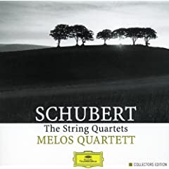 Schubert: String Quartet In B Flat Major, D.36 (No.3) - 2. Andante