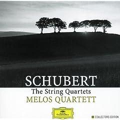 Schubert: String Quartet In C Major D.32 (No.2) - 2. Andante
